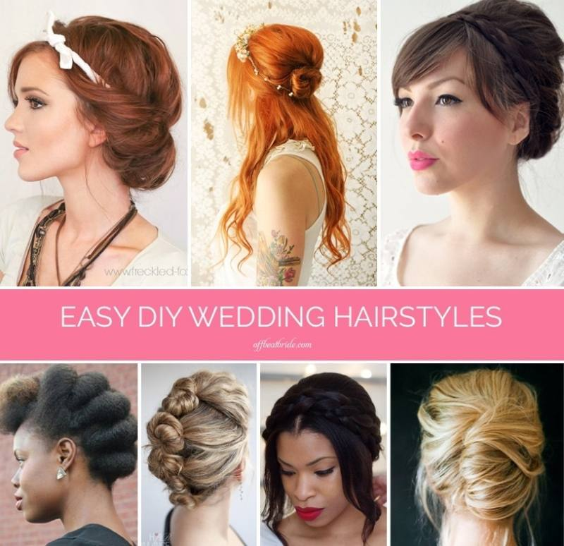 See our collection of easy hairstyles that are just the perfect for spring  break as it is the time to have fun