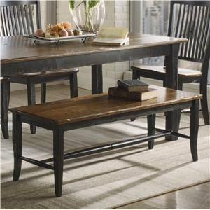 Large Picture of Canadel 0270 Chairs and Loft 4288 Table Set HD