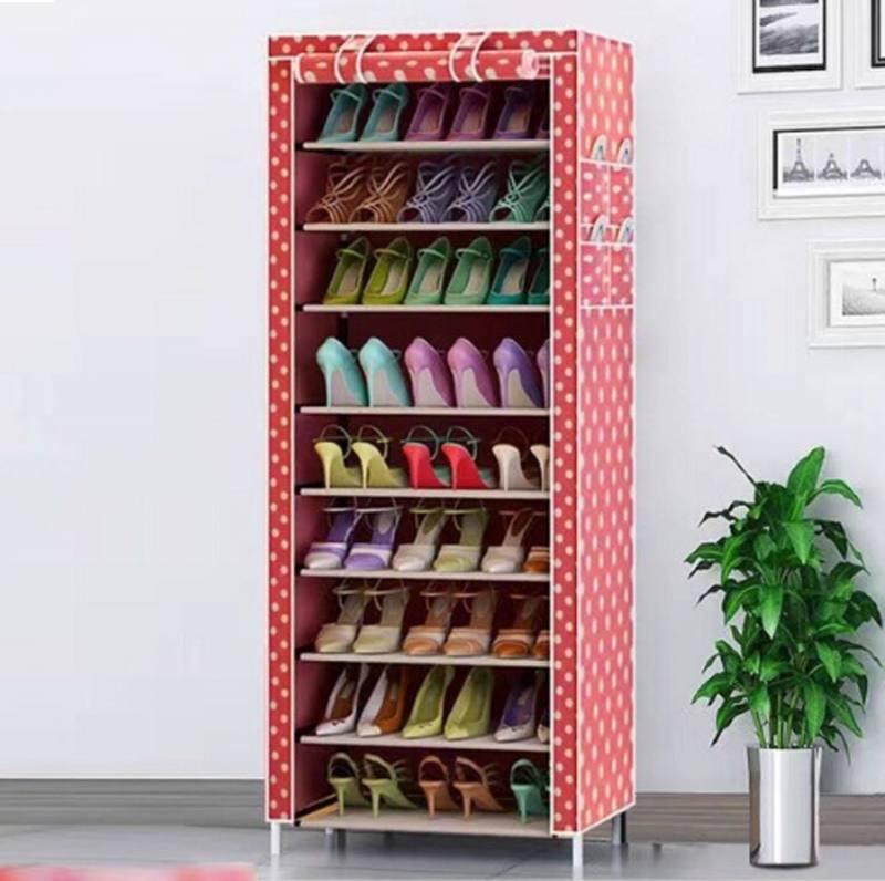 Shoe Cabinet SC/R2006 (H126cm x L73cm)