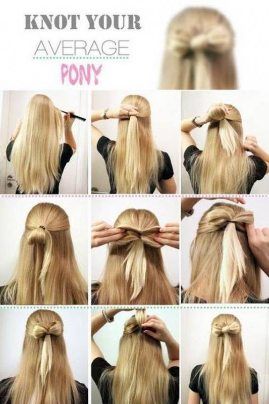 Here are 10 really easy hairstyles you should master if you got clumsy  hands like me
