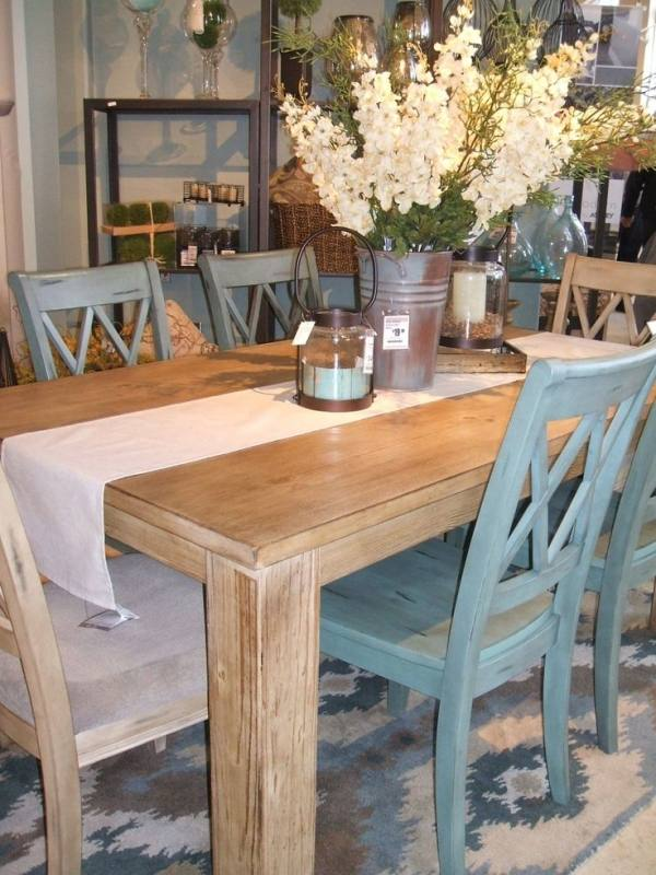 White Farmhouse Kitchen Table and Chairs Style Two tone Chairs New Best 25 Two tone Dining