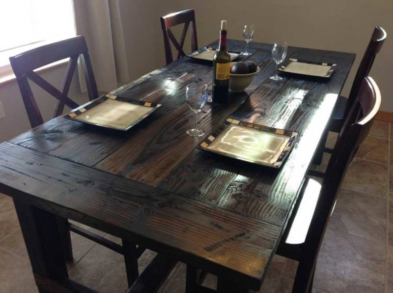 Full Size of Table Dark Wood Dining Table Dark Wood Dining Table And Chairs Dark Wood