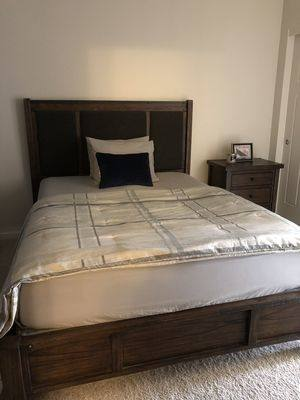 Ashley Home Wesling Panel Bed You