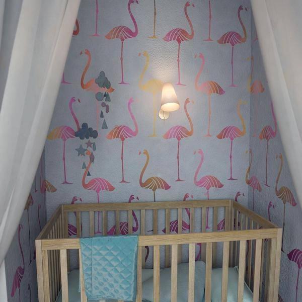 Designer Stencils Kids Room Stencils