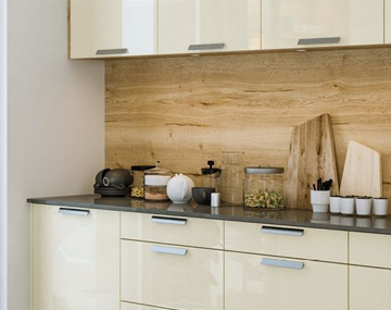 Incorporating a breakfast area into your galley kitchen design can make the  space more inviting to friends and family