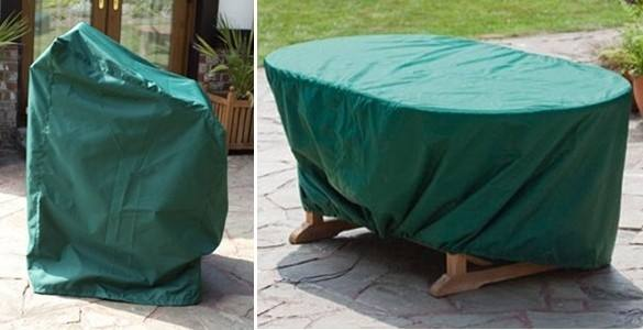 Garden furniture covers
