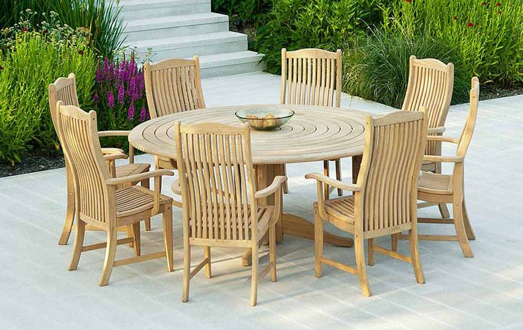 BuyJohn Lewis Butterfly Drop Leaf Folding Dining Table and Four Chairs, Natural Online at johnlewis