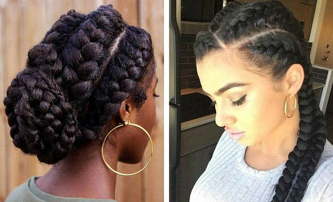 These  types of hairstyles are not too extreme but very trendy in 2014 and will be  very