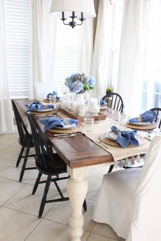 Fullsize of Pretty Diy Images Round Farmhouse Table Ideas Kitchen Chairs Gallery Diy Diy Kitchen Chairs