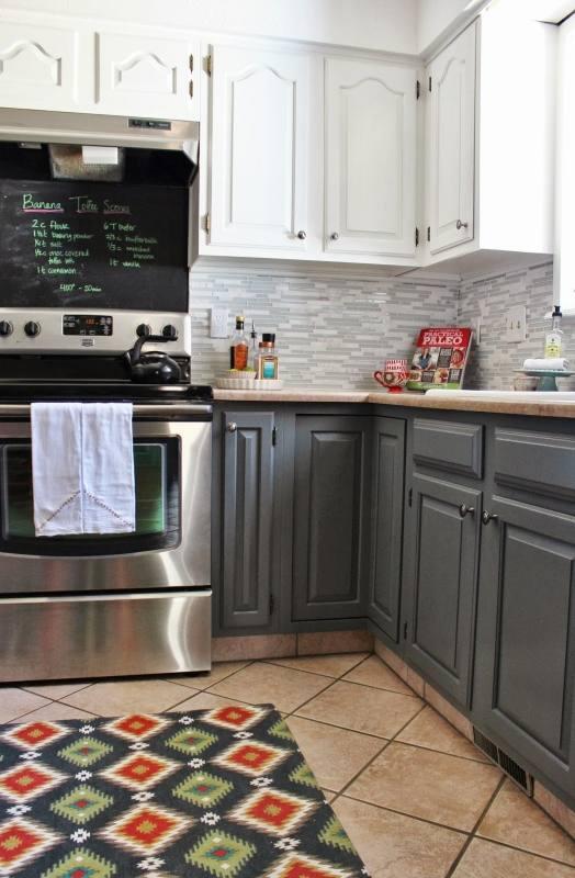 com New  Kitchen, Grey