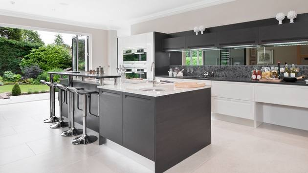 Explore kitchen cabinet design ideas from Amazing Cabinetry for inspiration