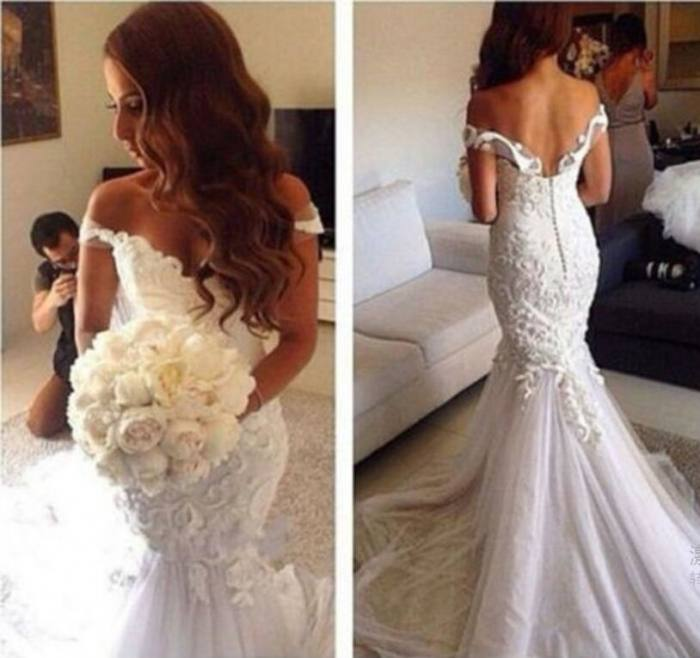Wedding Dresses Without Backs 2