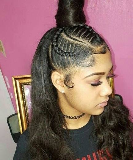 best 25 black braided hairstyles ideas on pinterest black hair African  Latest Braided Hairstyles Pictures