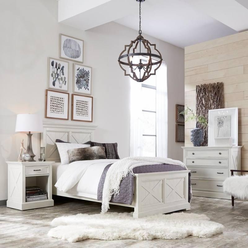 Seville Bedroom Set High Gloss
