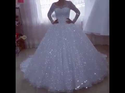 Princess Bridal Gown / Wedding dress