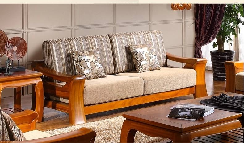 Room Interior And Decoration Medium size Wooden Sofa Set Designs For  Living Room Home Decor Renovation