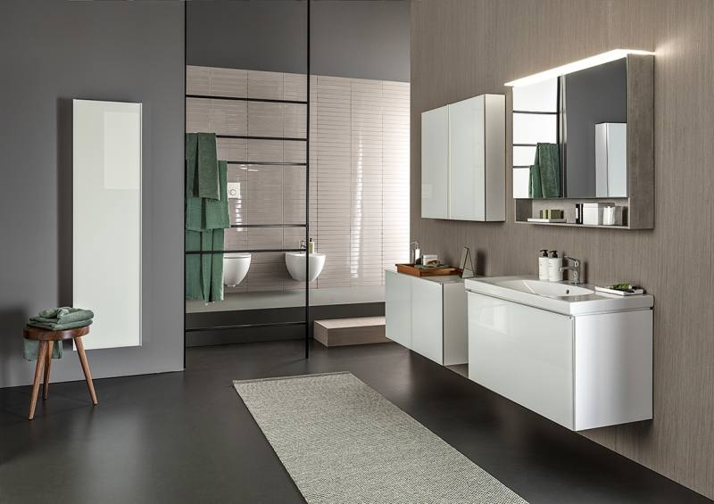 The Choreograph collection is a comprehensive shower system that allows you  to design a shower around your needs