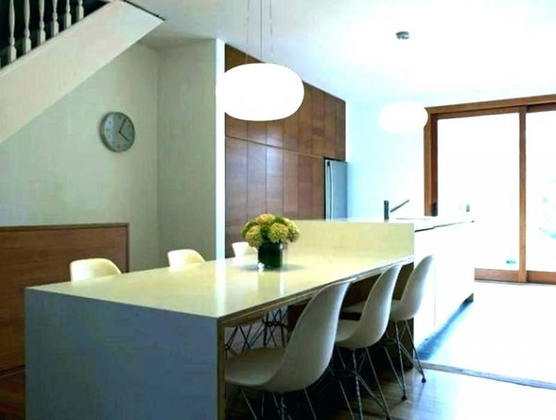 kitchen  island dining table combo