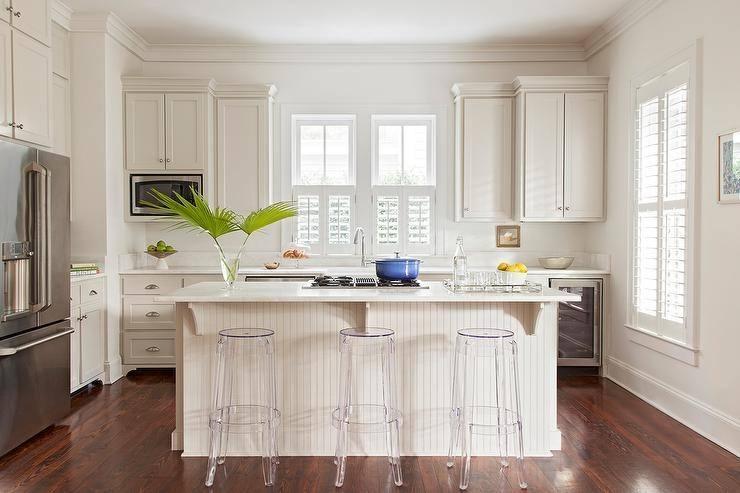 ivory cabinet kitchen interior design