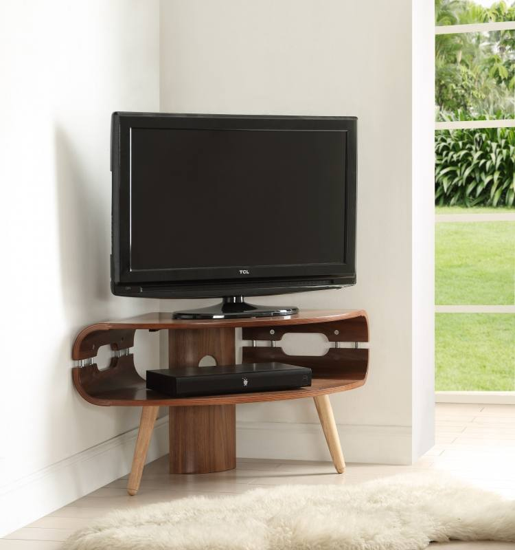 The customer also wanted a TV stand big enough for TV and sound bar, with  extra storage for TV remote, cables, phone chargers and other items they  prefer to