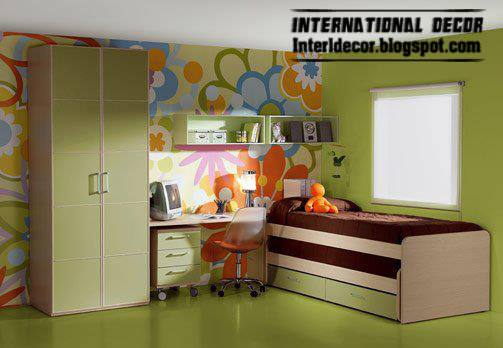 kids bedroom paint