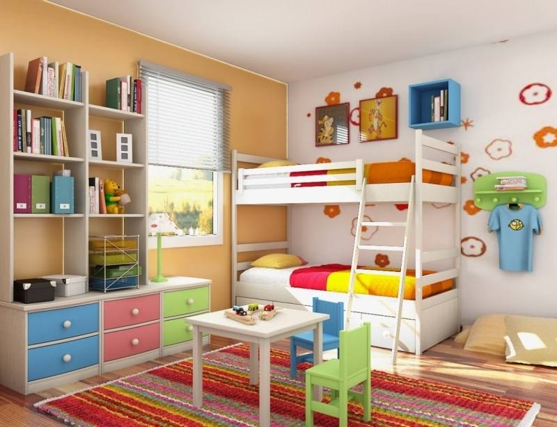 25 Best About Baby Captivating Childrens Bedroom Wall