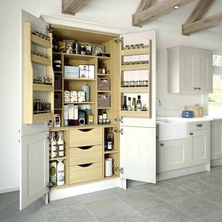 Ivory white kitchen
