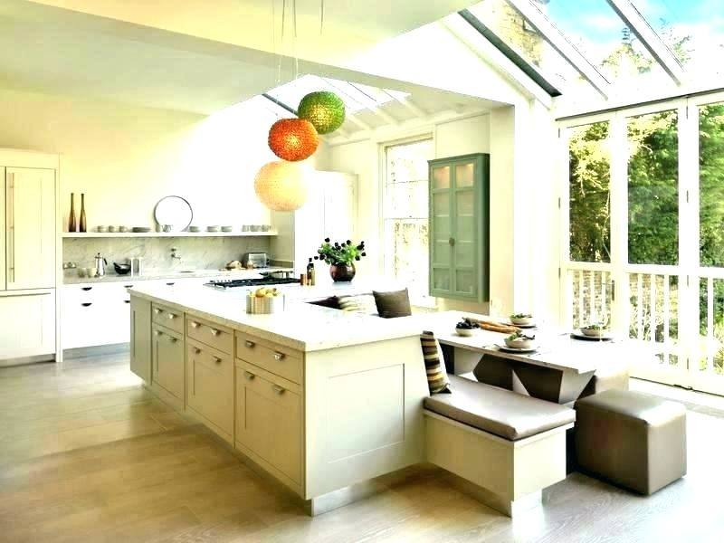 Kitchen island with Table attached Fresh 28 Minimalist Kitchen island  with Table attached Latest
