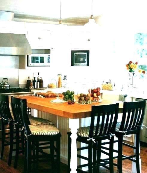 Kitchen Island Table Kitchen Islands At Home Depot: Creative Kitchen  Island Table Ideas