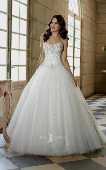 Diamond white wedding dresses, Wedding Dress Color Guide: Shades of White  for Every Bride