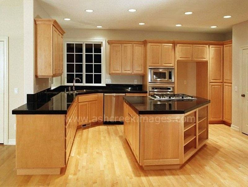Kitchen Ideas Maple Cabinets