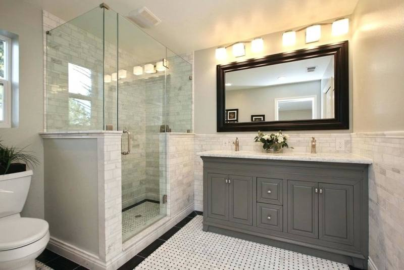 outstanding traditional bathroom