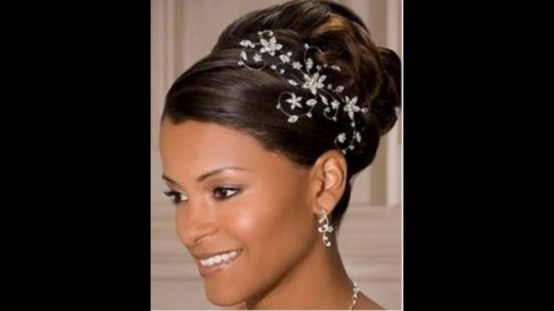 You needn't bother with much else besides enormous twists to make a wedding  hairstyle that has individuals in 'wonderment' as you stroll down the  walkway