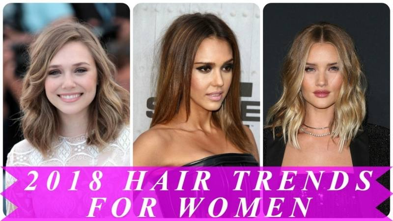 What haircuts to wear in fall  2018