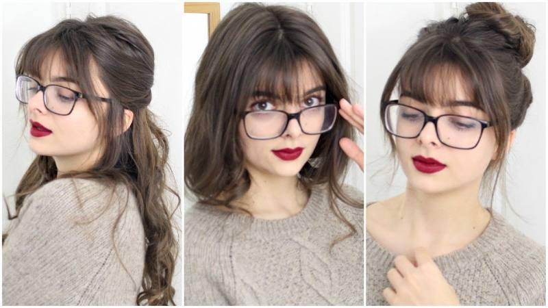 21 side fringe hairstyles to give you ALL the inspiration