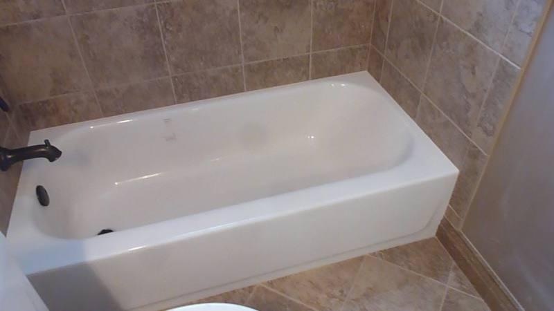 bathtub wall surround