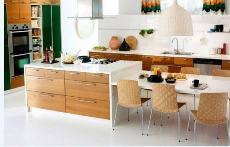 kitchen table  island contemporary