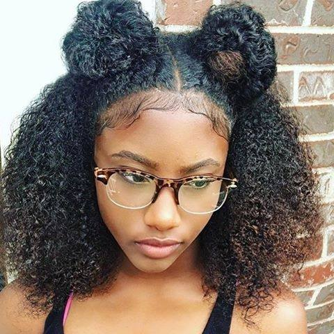 Here you will find some super sexy Natural black hairstyles,