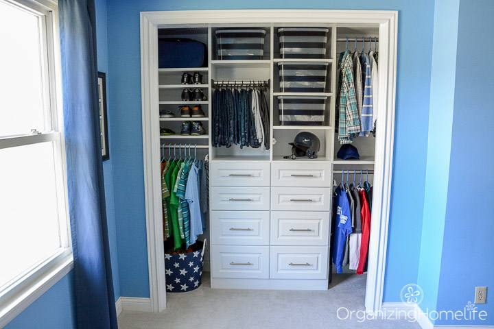 How to organize your closet for free: before and after photos