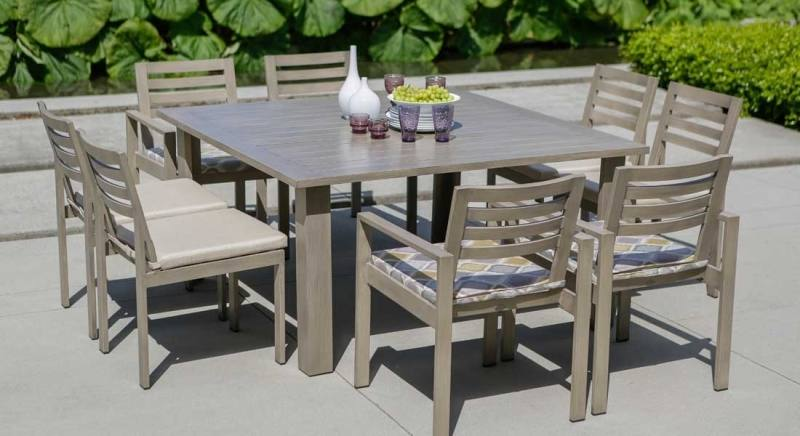 Elegant Outdoor Lounge Furniture Sets Chaise With Regard To New Modern Wood