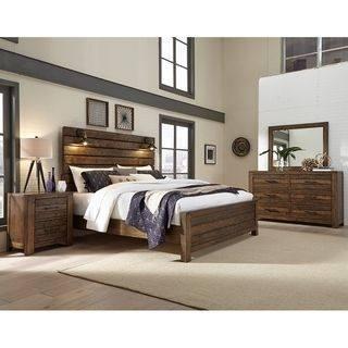 DIY Rustic Bedroom set