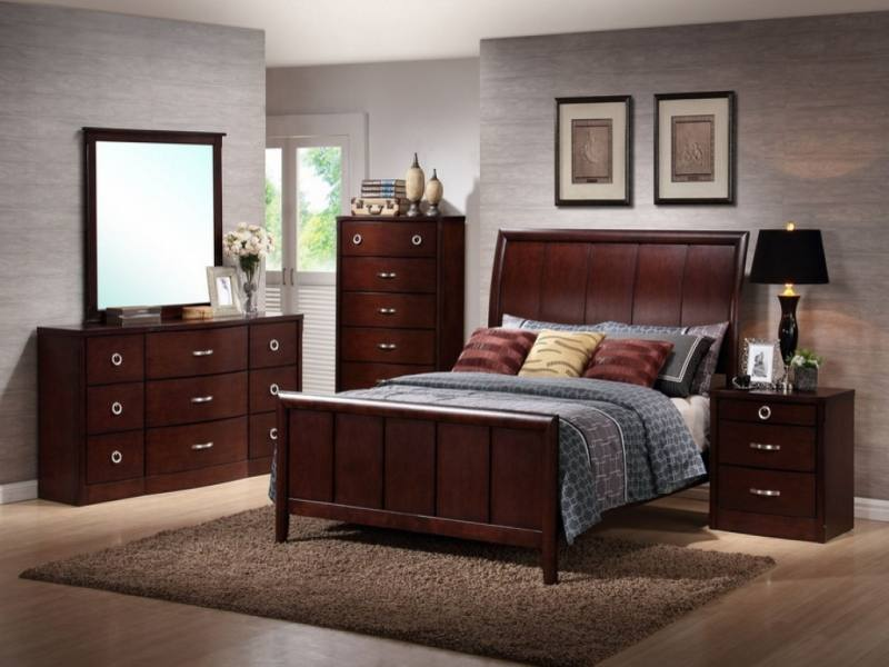 Samuel Lawrence Celestial Queen Bedroom Suite