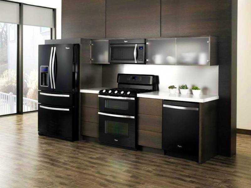 Large Images of Kitchen Design White Cabinets Black Appliances Kitchen Ideas With White Cabinets And Black