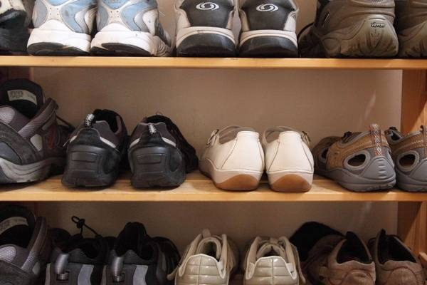 DIY shoe racks ideas screenshot 13