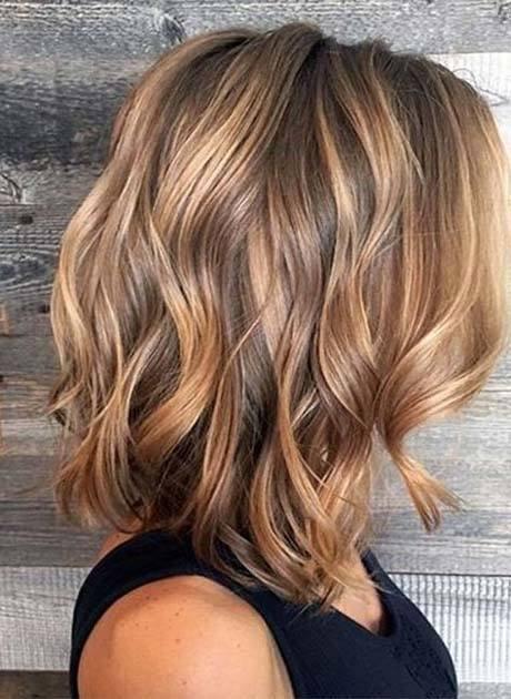 Modern haircut 2018