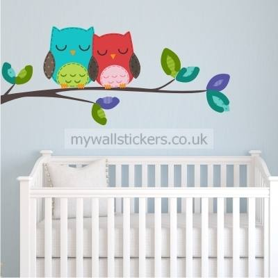 Kids wall stickers for childrens bedrooms and nursery decals