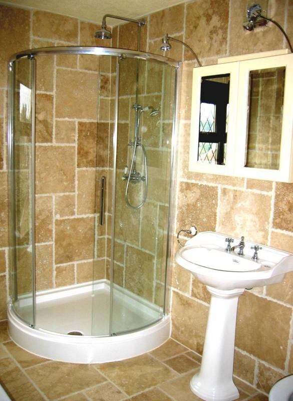 Bathroom Remodel With Shower Only