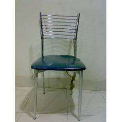 Steel Chair Garden Ornament