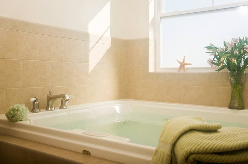 Guest Bathroom Remodel: jacuzzi tub shower combo |