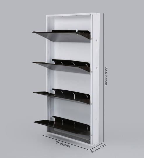 Check out the latest range of Shoe racks at Amazon India to take your pick